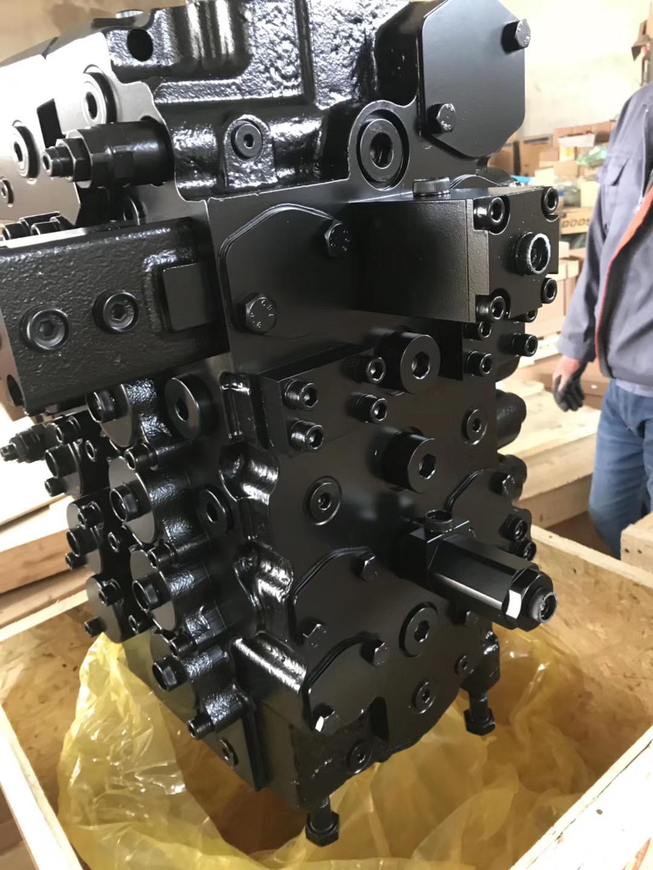 挖掘机控制阀